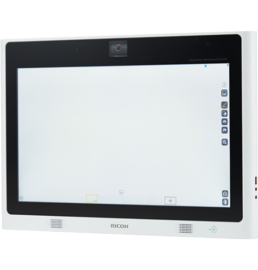 D2200 Interactive Whiteboard Get closer in your next collaborative meeting