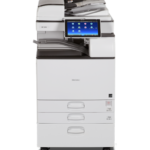 MP 2555 Black and White Laser Multifunction Printer Expand what your office can do