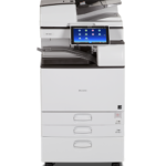 MP 3055 Black and White Laser Multifunction Printer Bring big ideas to the small office