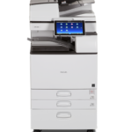 MP 6055 Black and White Laser Multifunction Printer Finish everyday tasks with speed and ease
