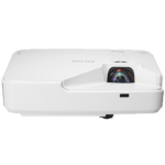 PJ WXL4540 Short Throw Projector Keep messages looking laser sharp