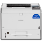 SP 4510DNTE Black and White Printer Protect regulated media