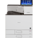 SP C840DN Color Laser Printer Turn light production into a heavy advantage