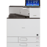 SP C842DN Color Laser Printer Add higher speeds for lower-cost professional printing