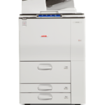 MP 9003 Black and White Laser Multifunction Printer Find faster workflows at your fingertips