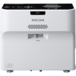 PJ WX4152NI Ultra Short Throw Projector Showcase images from close distances in any direction