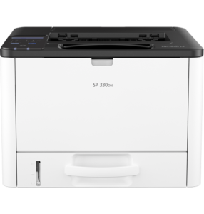 SP 330DN Black and White Laser Printer Get more productivity than you pay for