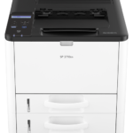 SP 3710DN Black and White Laser Printer Extend print productivity on a limited budget
