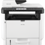 SP 3710SF Black and White Laser Multifunction Printer Yield to smarter