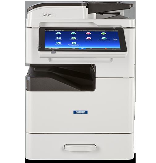 MP 305SPF Black and White Laser Multifunction Printer - Northeastern