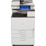 MP C2504ex Color Laser Multifunction Printer Expand value with color and customization