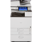 MP C3004ex Color Laser Multifunction Printer Expand everyday color and convenience