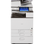 MP C3504ex Color Laser Multifunction Printer Be more personal and productive with every color collaboration