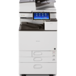 MP C4504ex Color Laser Multifunction Printer Improve productivity with expanded printing capabilities