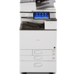 MP C6004ex Color Laser Multifunction Printer Improve productivity with personalized
