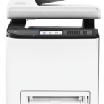 SP C262SFNw Color Laser Multifunction Printer Get big results with a compact MFP