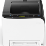 SP C262DNw Color Laser Printer Deliver big results with a compact printer