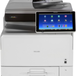 MP C407 Color Laser Multifunction Printer Transform workgroups for more efficient success