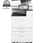 IM C6000 Color Laser Multifunction Printer Expand productivity with enhanced capabilities now and into the future