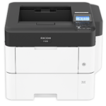 P 800 Black and White Laser Printer Embrace power in a smaller space