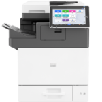 IM C400SRF Color Laser Multifunction Printer Enjoy smarter workflows start to finish
